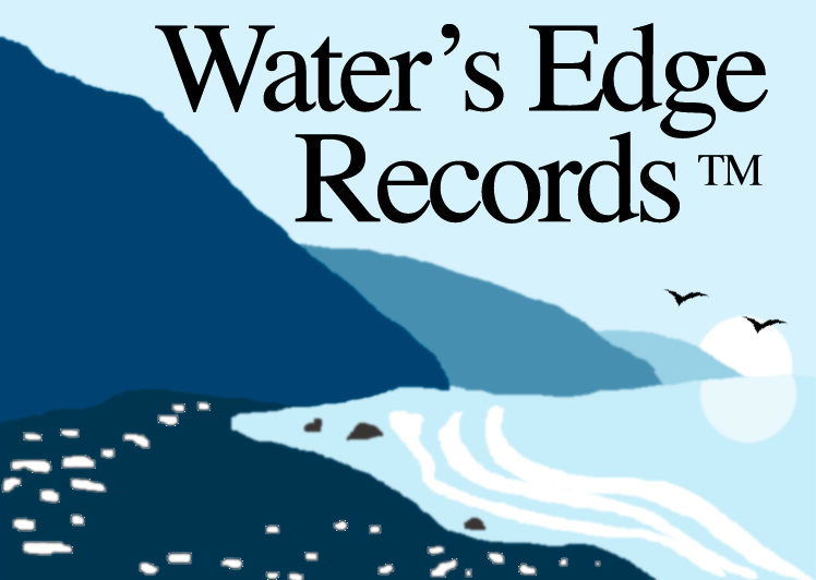 Water's Edge Records home